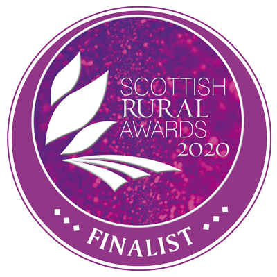 Scottish Rural Awards Finalist logo